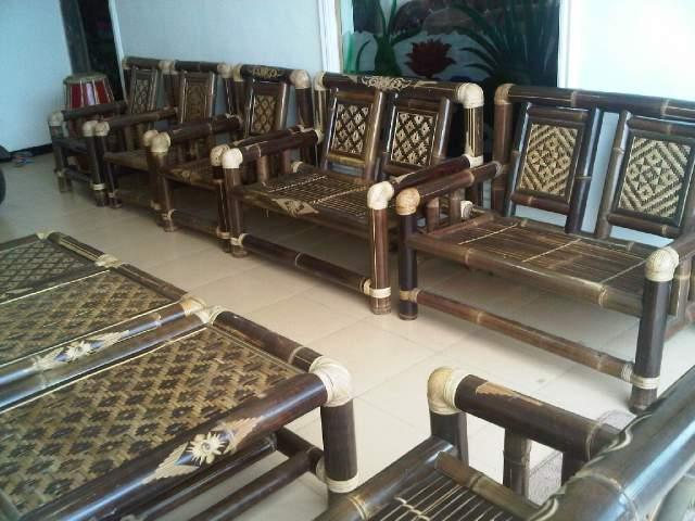 880 Koleksi Kursi Bambu Hitam Gratis Terbaik